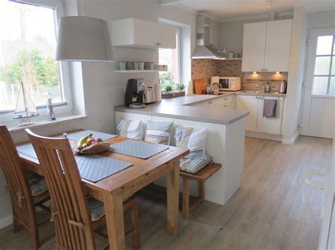 Offene Küche Esszimmer Wohnzimmer Ferienhaus Paradies 46