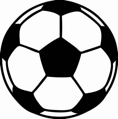 Soccer Ball Svg Cut Fotbal Clipart Clip