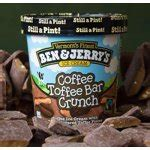 Yes, this used to be coffee heath bar crunch, but ben & jerry's broke up with hershey's, and a classic was renamed. Ben & Jerry's Ice Cream Coffee Toffee Bar Crunch 16 oz - Walmart.com - Walmart.com