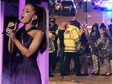 Suspected suicide bomber at Ariana Grande's concert