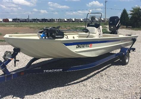 Bay Boats For Sale Oklahoma by 2000 Tracker Grizzly Boats For Sale In Oklahoma
