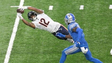 Allen Robinson: Heart, spirit never wavered on wanting to ...