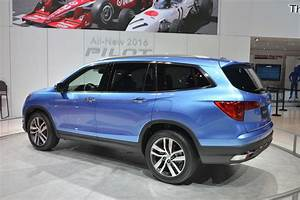 When Will Next Generation Honda Pilot Be Designed Autos Post