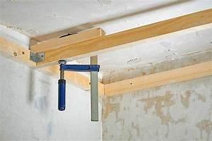 Zwischendecke Aus Holz : bad umbau decke aus zementbauplatten umbau sanierung ~ Sanjose-hotels-ca.com Haus und Dekorationen