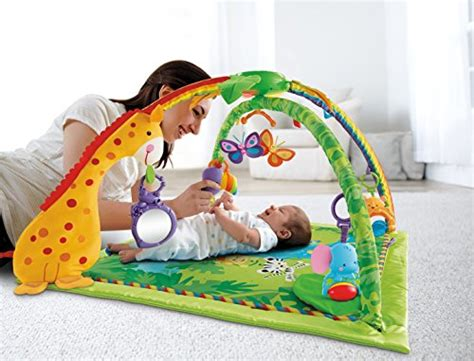 tappeto fisher price fisher price k4562 tappeto della giungla