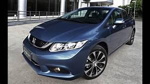 2015 Honda Civic Si Sedan Review - Honda Civic 2015 Sedan Part 1