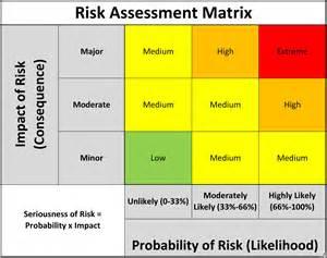 Project Risk Assessment Matrix