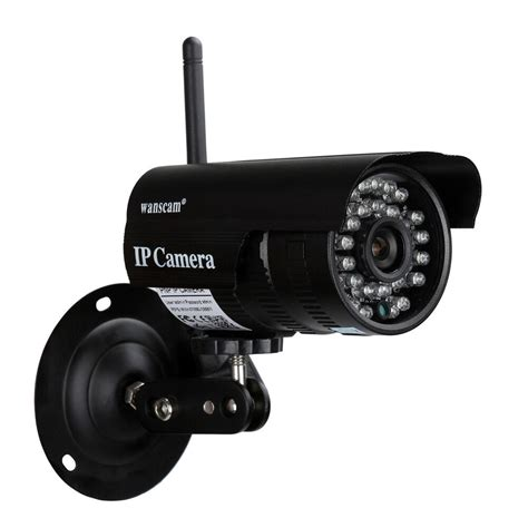 wireless wifi cam outdoor night vision ir security system