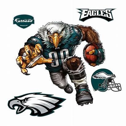 Eagles Philadelphia Eagle Swoop Clipart Decal Nfl