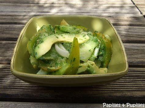 cuisiner les tomates vertes comment cuisiner la tomate green zebra