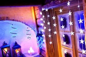 Guirlande Lumineuse Exterieur Professionnel : decoration de noel guirlande exterieur ~ Teatrodelosmanantiales.com Idées de Décoration