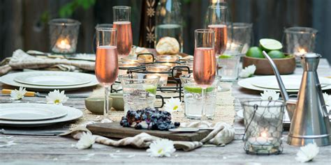 table setting  formal dinner table setting