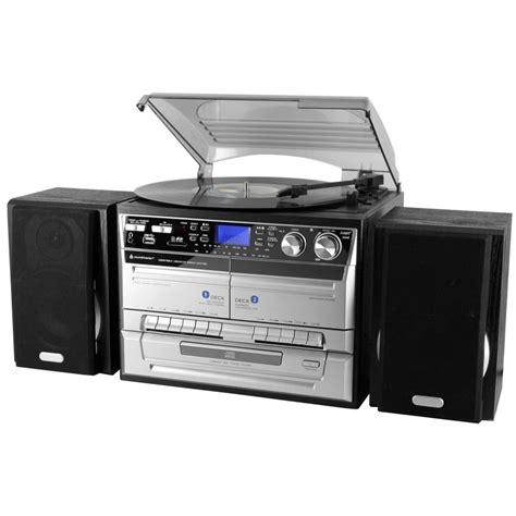 siege hifi chaîne hifi avec platine vinyle encodage usb sd cd radio