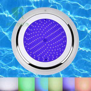 inoxydable led projecteur piscine ampoule 18w rgb ce rohs