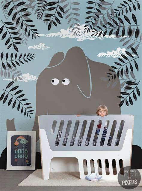 deco chambre papier peint déco chambre bébé papier peint enfant