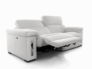 canape relax conforama maison design wibliacom With canape cuir relax electrique conforama