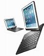 VersaType™ 4-in-1 Keyboard Case for iPad Air/iPad Air 2 - THZ500US - Black: Tablet Cases: Targus