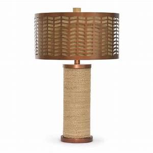 palecek With henderson metal floor lamp