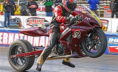 Mickey Thompson Performance Tires International Drag Bike