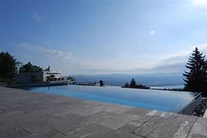 Infinity Pool Bauen : infinity pool mit sicht in die unendlichkeit ~ Frokenaadalensverden.com Haus und Dekorationen