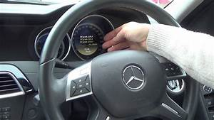 How To Reset The Service Indicator Light On A 2012