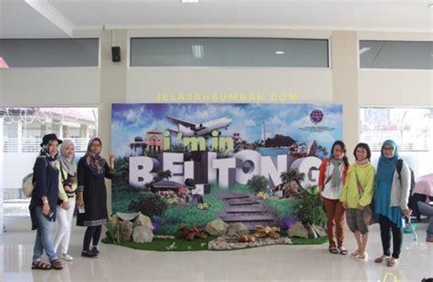 photoboothbandara internasional minangkabau jelajah sumbar