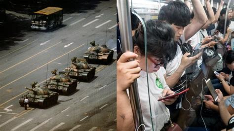 30 Years On From Tank Man's