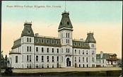 Royal Military College, Kingston, Ont., Canada : Virtual ...