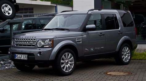 range rover land rover discovery file land rover discovery sdv6 hse iv frontansicht 17