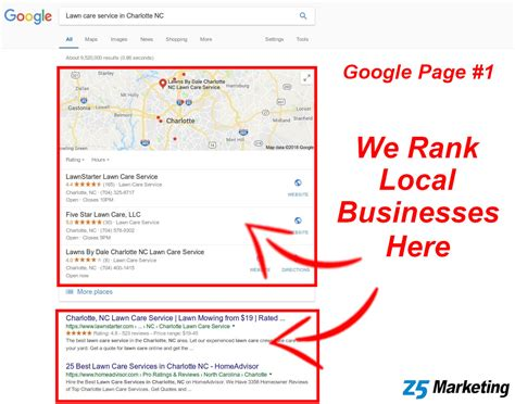 Search Engine Optimization And Seo by Nc Seo Agency The Local Marketing Experts