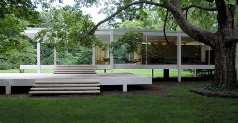 farnsworth house by 183 tours 183 chicago architecture - Farnsworth House