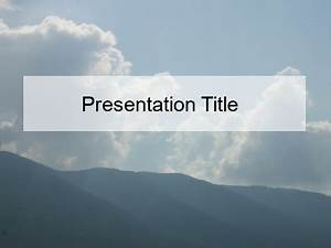 Red Powerpoint Backgrounds Presentation On Ozone Powerpoint Template