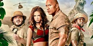 Jumanji: Welcome to the Jungle Is Sony's Highest Grossing ...