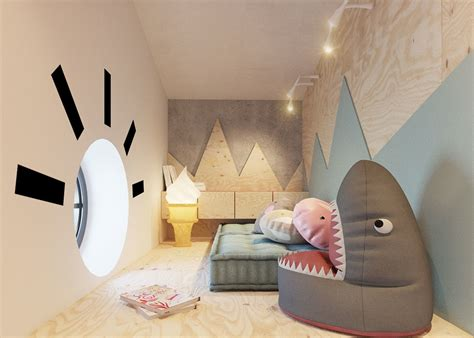 Creative Baby Room Decor With Perfect Feature And Accent