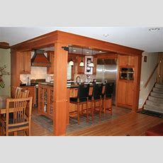 Handmade Custom Quarter Sawn Oak Kitchen Cabinets By Jr's