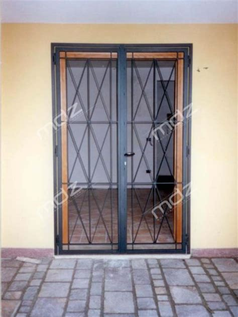 inferriate per porte grate per porte e finestre in acciaio inox e ferro battuto