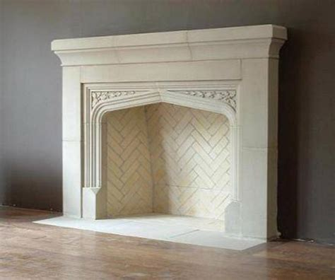 white precast concrete fireplace architectural cast precast concrete products