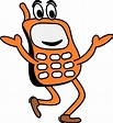 Free to Use & Public Domain Mobile Phones Clip Art