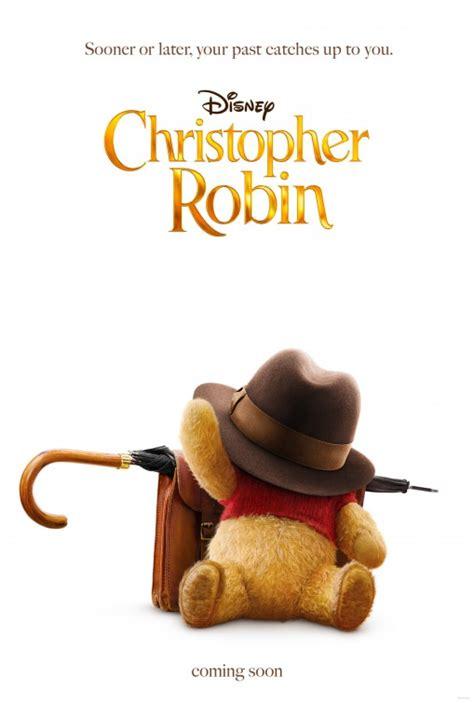 Christopher Robin Movie Poster (#1 Of 16)  Imp Awards