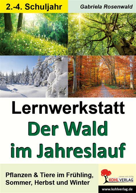 Im Herbst Und Winter by Lernwerkstatt Der Wald Im Jahreslauf