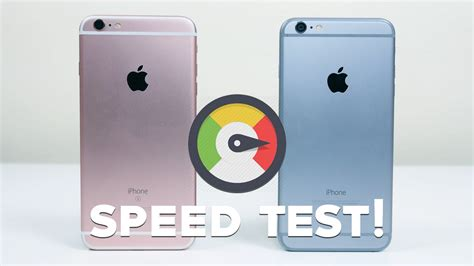 iphone 6s how much how much faster is iphone 6s plus than iphone 6 plus