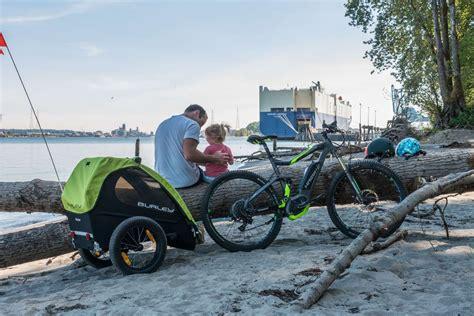 e bike anhänger starkes gespann e bikes und anh 228 nger pedelecs und e bikes