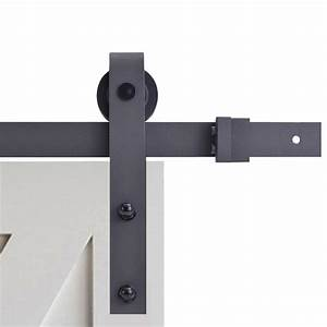 johnson hardware 2610f series 72 in track and hardware With 72 barn door hardware