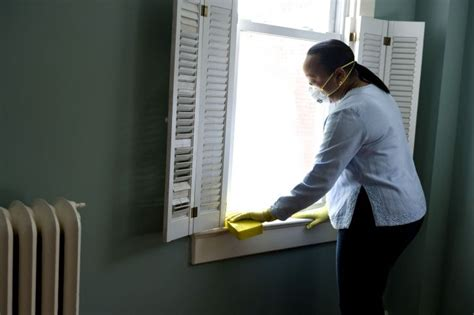 picture cleaning windows personal protective