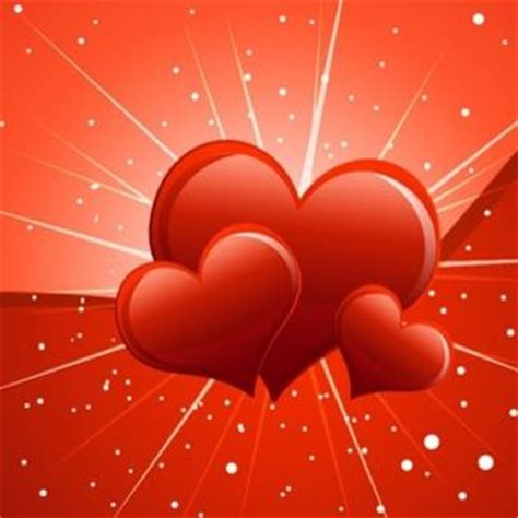 nice hearts  valentine facebook cover love