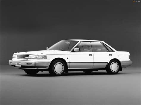Images of Nissan Bluebird Maxima Hardtop (U11) 1986–88 ...