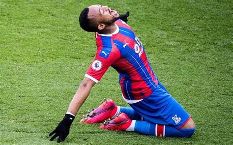Crystal Palace Forward Jordan Ayew Elated With Premier ...