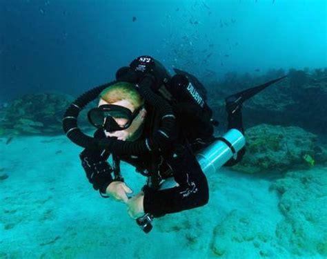 Diving Rebreathers What Know Before You Dive