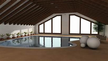 Indoor Pool Swimming Pools Enclosures Luxury Designs
