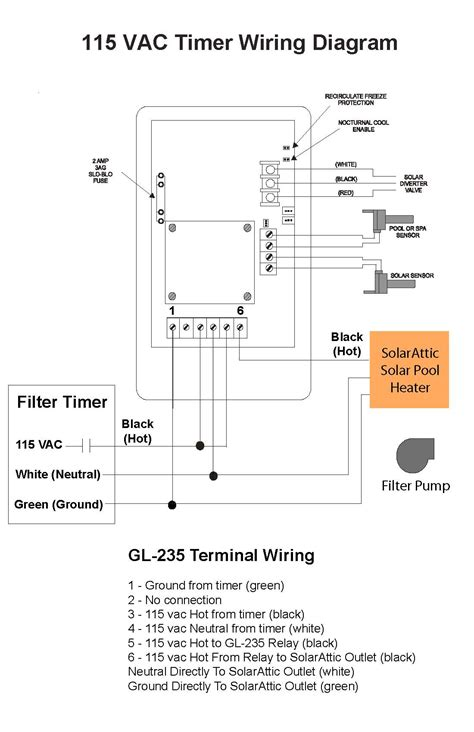 Wiring Diagram Water Heater Timer by Let It Build Plan January 2015